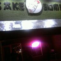 Photo taken at Sake Bomb by Robert M. on 11/20/2011