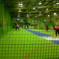 Photo taken at Wynnum Action Arena Indoor Sports by ABCrusader on 11/9/2011