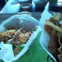 Photo taken at Shaggy's Burgers and Tacos by Charlotte T. on 3/16/2012