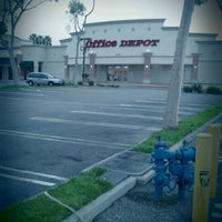 Photo taken at Office Depot by Marshall N. on 11/29/2011