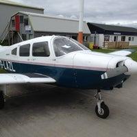 Photo taken at Highland Aviation Flying School by Stuart C. on 6/11/2012