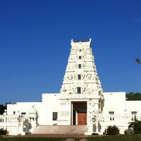Photo taken at Hindi Temple Cultural Center by Laura v. on 8/14/2012