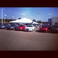 Photo taken at Suburban Acura by Zac H. on 6/28/2012