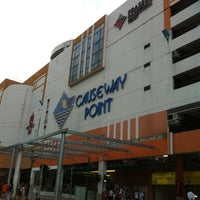 Photo taken at Causeway Point by Jedrek T. on 4/23/2011