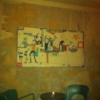 Photo taken at Mama Bar by Bob O. on 9/14/2011