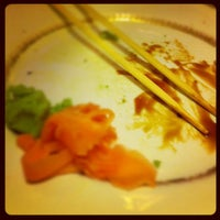 Photo taken at Carytown Sushi by Grant M. on 7/20/2012