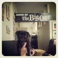 Photo taken at Caffe Delia by Eric 'Otis' S. on 9/1/2012