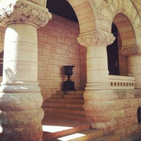 Photo taken at Richard H. Driehaus Museum by Catherine A. on 4/24/2012