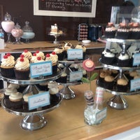 Photo taken at Flavor Cupcakery by Mary D. on 9/4/2012