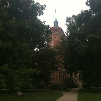 Photo taken at Elkhart County Courthouse by Bryan E. on 8/4/2011