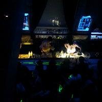 Photo taken at Circus Bar Club Lounge by yeonga p. on 5/26/2012