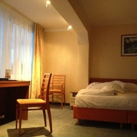 Photo taken at Bellevue Park Hotel Riga by Yury V. on 7/17/2012