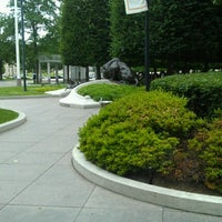 Photo taken at Judiciary Square Metro Station by Derrick S. on 6/14/2012