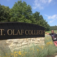 Photo taken at St Olaf College by Louis W. on 8/4/2012