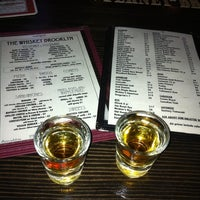Photo taken at The Whiskey Brooklyn by Kristi on 1/22/2011