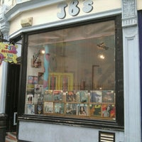 Photo taken at JB's Records by FitzroviaNews on 4/2/2011