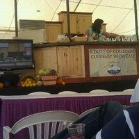 Photo taken at Taste of Colorado 2011 by Elise B. on 9/4/2011