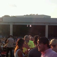 Photo taken at Aaron's Amphitheatre at Lakewood by Joshua G. on 5/18/2012