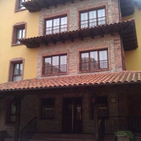 Photo taken at Hotel & Spa María Manuela by Francisco Javier C. on 10/19/2011