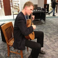 Photo taken at Kalamazoo Public Library by Social K. on 12/9/2011