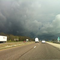 Photo taken at Interstate 70 by Eric Z. on 3/23/2012
