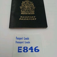 Photo taken at Passport Canada by Greg H. on 5/17/2012