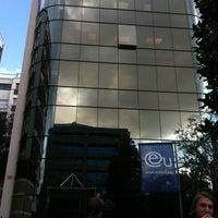 Photo taken at EU Business School Barcelona - European College by Tato N. on 3/22/2012