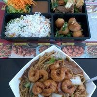 Photo taken at China in Box by Samara M. on 7/21/2012