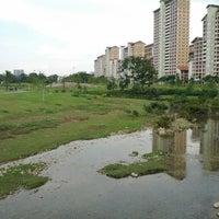 Photo taken at Bishan - Ang Mo Kio Park by smerv on 2/25/2012