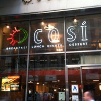 Photo taken at Così by Michael on 8/28/2012