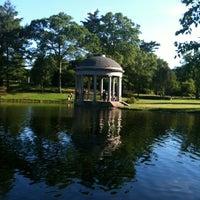 Photo taken at Slater Memorial Park by Tamayra P. on 6/14/2012