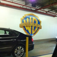 Photo taken at Warner Bros. Studios by Zach T. on 6/14/2012