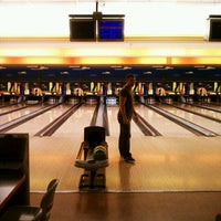 Photo taken at Buffaloe Lanes Cary Bowling Center by Melissa R. on 5/23/2012