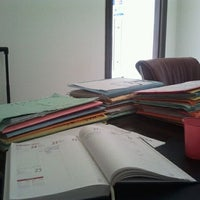 Photo taken at low office אור עקיבא by Gennifer B. on 2/20/2012