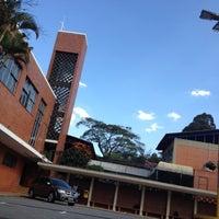 Photo taken at Colégio Santa Maria by Giulia T. on 8/24/2012