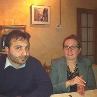 Photo taken at Gran Gusto by Helen M. on 2/17/2012