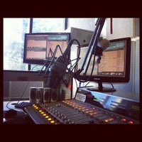 Photo taken at Ipanema FM by Pancho on 2/20/2012