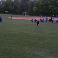 Photo taken at frank e russell field by ♥Margarita M. on 5/2/2012