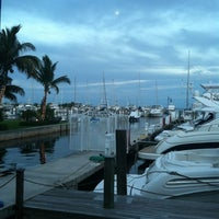 Photo taken at Monty's Fish and Stone Crab Restaurants by Megan B. on 6/3/2012