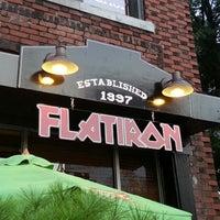 Photo taken at Flatiron by Peter K. on 8/25/2012