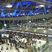 Photo taken at Thai Immigration: Passport Control - Zone 3 by Takunamatata P. on 3/29/2012