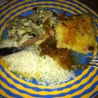 Photo taken at Bier Garten Chef by Vinicius C. on 4/15/2012