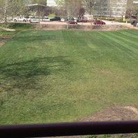 Photo taken at NCSU - Harris Field by Elana T. on 3/23/2012