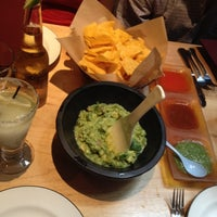 Photo taken at Dos Caminos by Jen T. on 7/5/2012