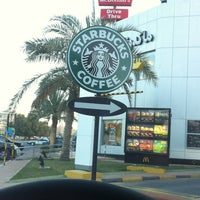 Photo taken at Starbucks by Fatma A. on 3/19/2012