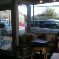 Photo taken at Catch A Healthy Habit Cafe by P J. on 9/2/2012
