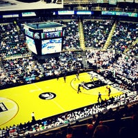 Photo taken at Breslin Center by Michael S. on 2/8/2012