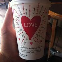 Photo taken at Starbucks by Amalie K. on 2/23/2012