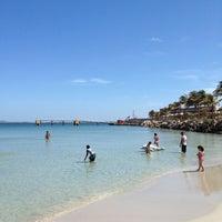Photo taken at Playa El Paraíso by Yelitza on 8/13/2012