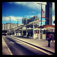 Photo taken at Temporary Transbay Terminal by Camille L. on 8/22/2012
